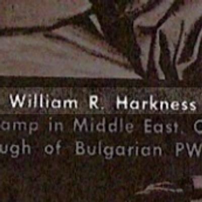 William R Harkness