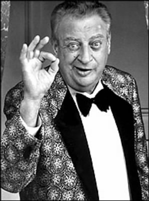 Rodney Dangerfield (November 22, 1921 – October 5, 2004)