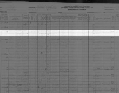 Charles C Simon 1930 Census