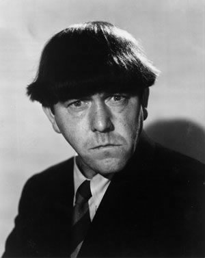 Harry Moses Horwitz AKA Moe Howard (June 19, 1897 – May 4, 1975)