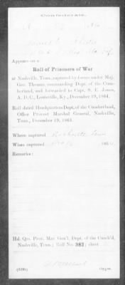 Confederate Service Record (4 of 12)