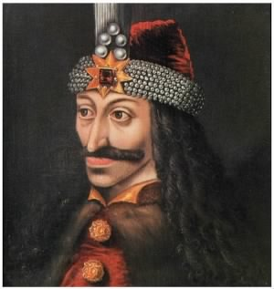 Portrait of Vlad Dracula