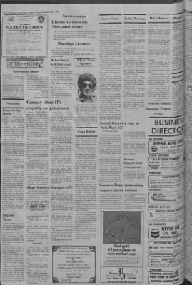 1983-May-5 Heppner Gazette-Times, Page 2