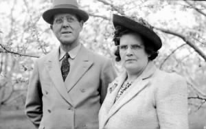 Howard E. (Sr.) and Jessie E. (Hafford) Hawley