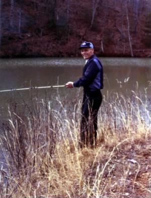 Raliegh Warren Talley Fishing