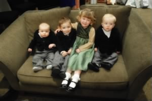 Great Grandchildren