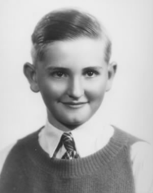 Thomas Monson at Age 10