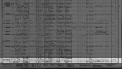 Census 1930 - Mom, Grandpa and Grandma
