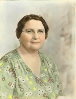 Marguerite, about 1938