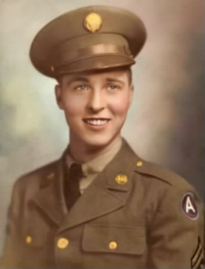 John Francis CAHILL - WWII