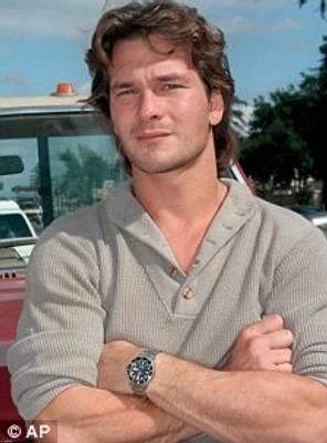 Patrick W Swayze, 1985  /Swayze Photo