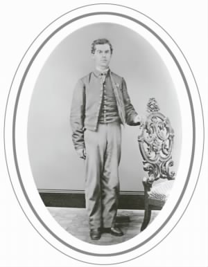 William Straw 1865