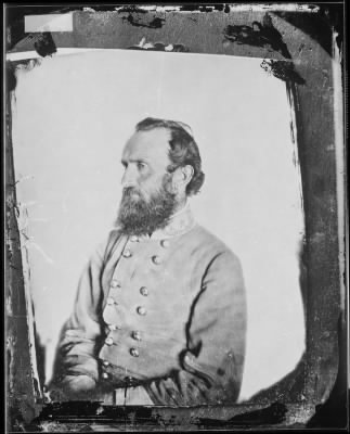 Mathew B Brady Collection of Civil War Photographs › B-1867 General Jackson - Fold3.com