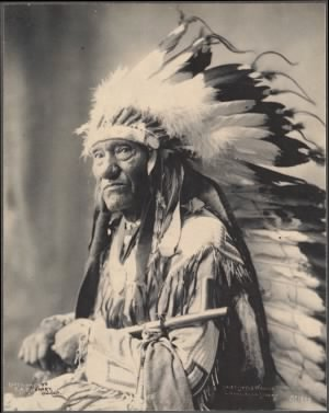 56 - Chief Little Wound, Ogalalla Sioux