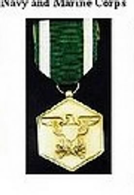U.S. NAVY & Marine Commendation Medal