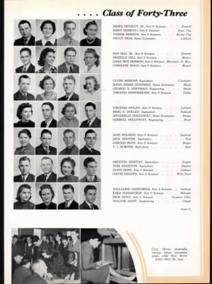 Harold W Hope yearbook