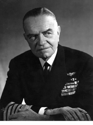 Admiral William F. Halsey