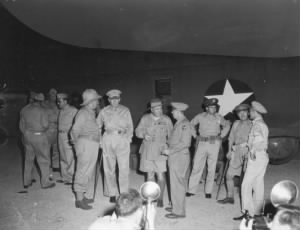 Allied Leaders, Townsville, Australia 1942