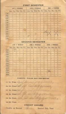 John William Waggoner Report Card (2)