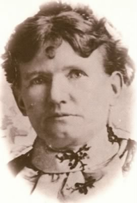 Catherine Recbecca Sharpe (Johnston or Johnson)