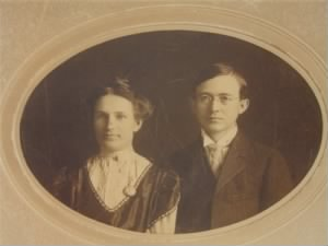 Mariah Sophia Linstrum and William J Sharpe