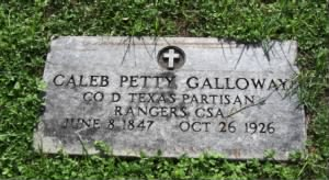 Caleb Petty Galloway