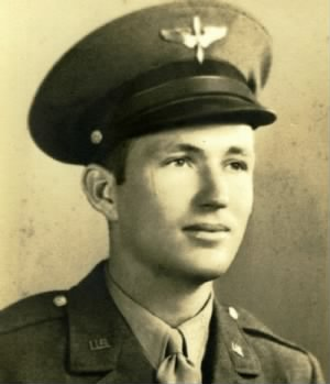 Second Lieutenant Millard W. Israel, United States Army Air Corps  1921-1944