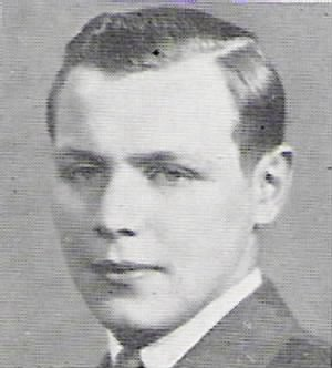 William R. Mack 1940 High School Senior Photo