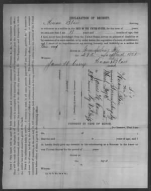 Blair, Hiram (Elihu) I 53 KY Inf Compiled Service Record Page 11.jpg