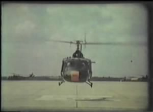 Richard was a Helicopter Specialist