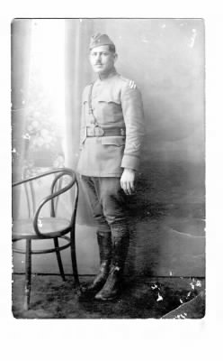 Nova James DAUGHERTY - WW I, Co. B, 144th Inf.