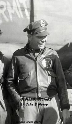 "Lt John ""Jack"" E Henry, 310th BG, 380th BS, Arrive N Africa, Jan 1944"