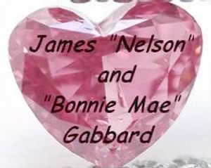 "T/Sgt James ""Nelson"" and ""Bonnie Mae"" (Zumwalt) Gabbard, Nelson WWII B-26 Gunner"