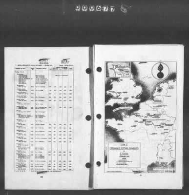 449 - Installations and Operating Personnel Booklets, ETOUSA, Jan 1944-Oct 1945 › Page 133 - Fold3.com