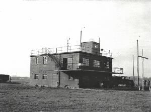 Glatton control tower