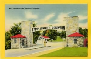 Camp Joseph T. Robinson main gate