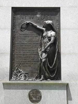 New York state monument at Andersonville National Cemetery - Fold3.com