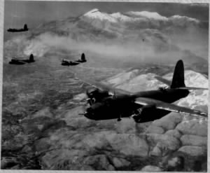 B-26 of the 319th Bomb Group (all Squads) 437, 438, 439 and 440th BS)