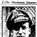 8 April, 1944 Charlston Gazette, WV, Lt Lavender MIA