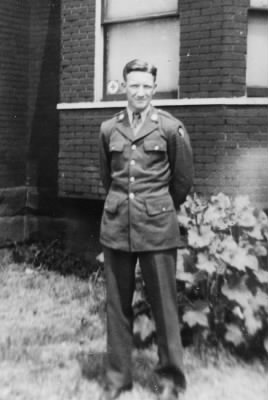 Private Robert Louis McClain