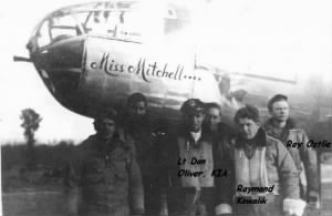 Robert Adams is LIKELY in this photo... these were men he flew with. 310th BG, 380th BS.