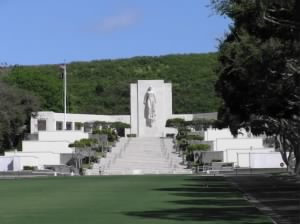 National Cemetery of the Pacific
