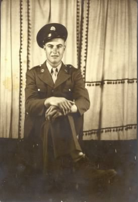 Private Johnnie Parmley