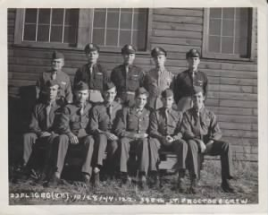 Proctor B-29 Aircrew