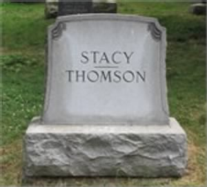 Stacy Headstone