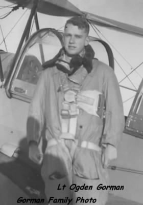 Ogden Gorman was chosen to learn PILOT Training in Canada, Pre-War 1941