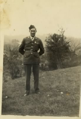 Paul T Roberts Lincoln County WV WWII