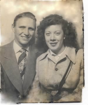 John Earl Ashby and wife, Doris Mae Beelek