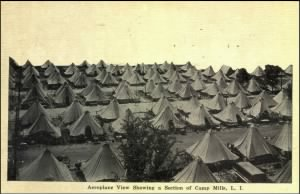 Camp Mills, Long Island, Nassau, New York