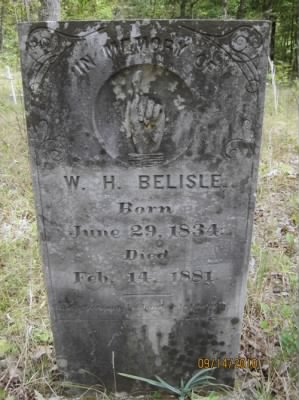 William Henry Belisle